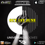 TOUCH ME OUT 1ST JUNE