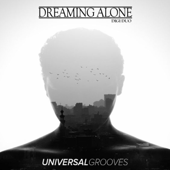 DREAMING ALONE EP ART